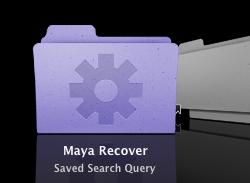 maya recover